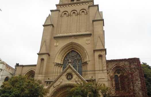 Iglesia de la calle Independencia