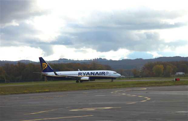 Aéroport de St Etienne-Bouthéon