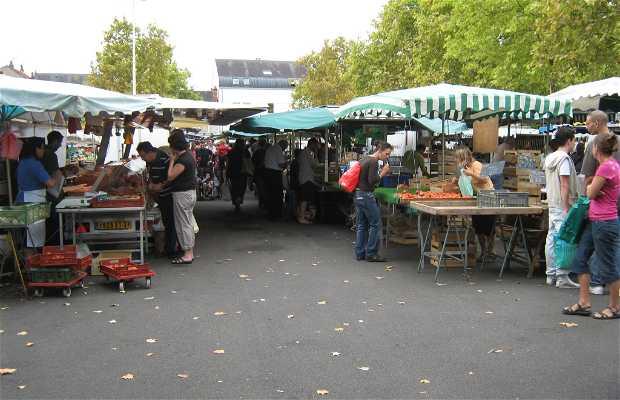 Mercados (comida, ropa y demás!)