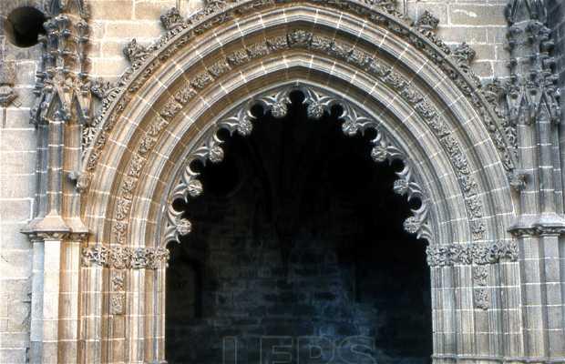 Conjunto Monástico de San Juan de la Peña (Monasterio viejo y nuevo)