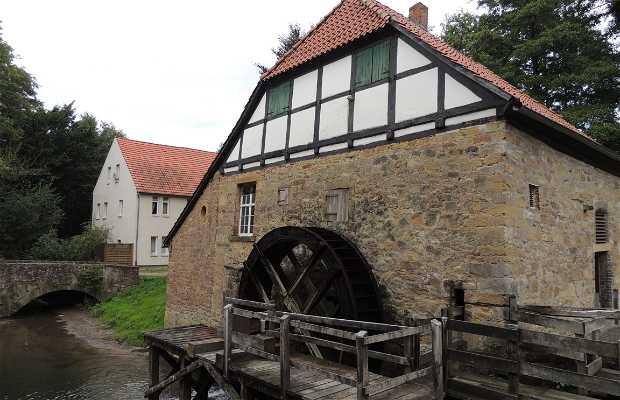 Museo del Molino - Mühlenmuseum
