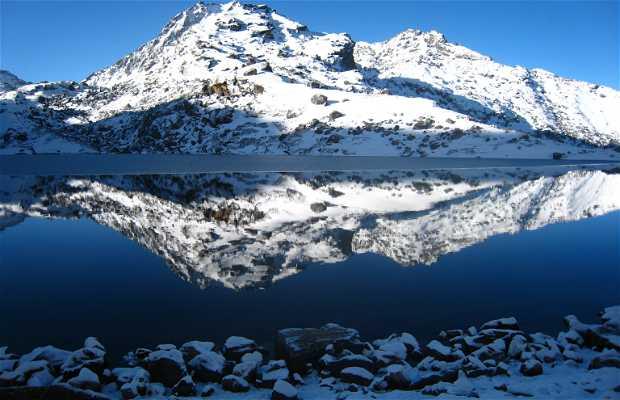 Lago Sagrado Gosaikund