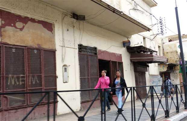 Rue Rouamzine