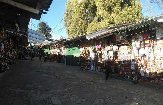 Tiendas de artesanía