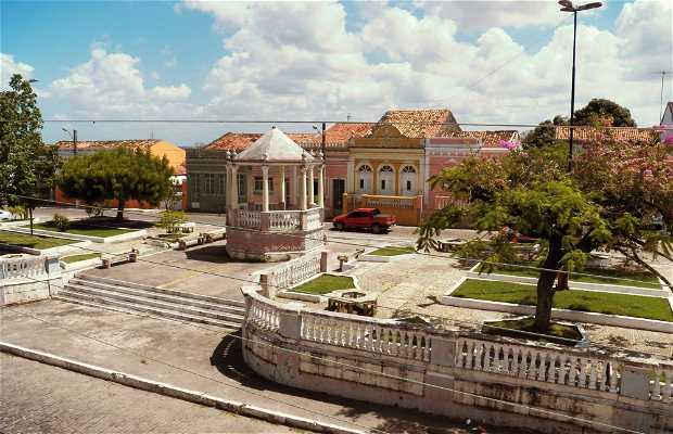 Praça Jácome Calheiros