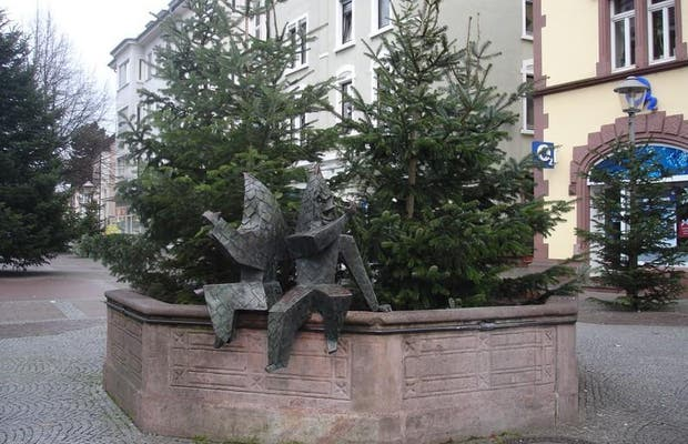 Esculturas de Offenbourg