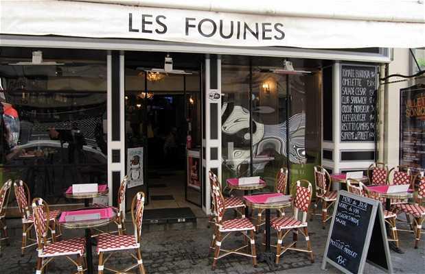 Les Fouines