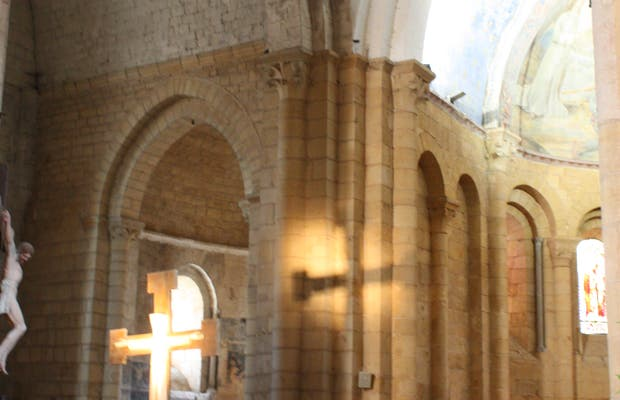 Abadía de Cadouín