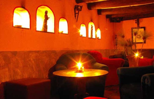 La Abadia Cafe Lounge restaurant