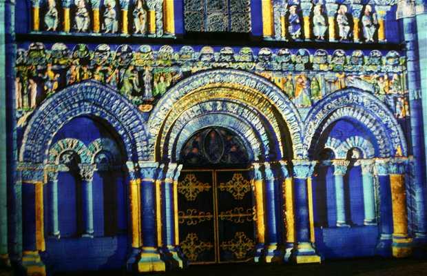 Policromo de Notre-Dame la Grande
