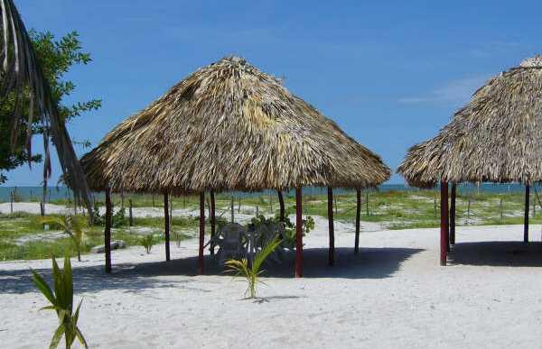 Blue Paradise île Aguada
