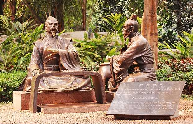 Sculptures du Clan Chen