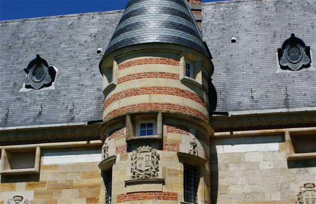 Castillo Château du Marché