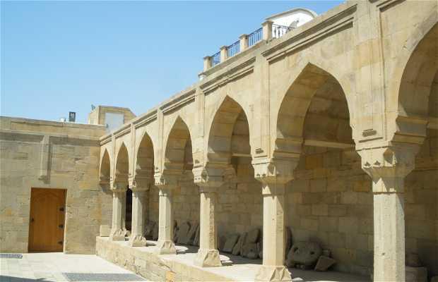 Palacio de los Shahs de Shirvan