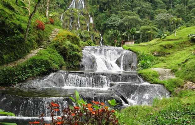 Hot Springs of Santa Rosa de Cabal