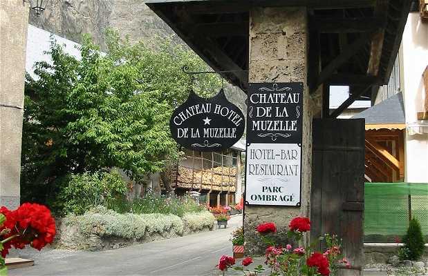 Le Château de la Muzelle