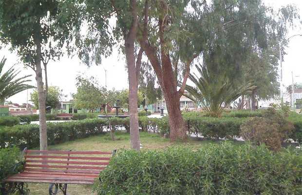 Plaza de Mollebaya