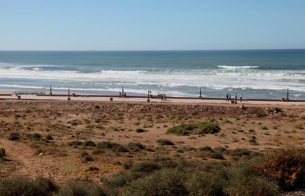Aglou plage