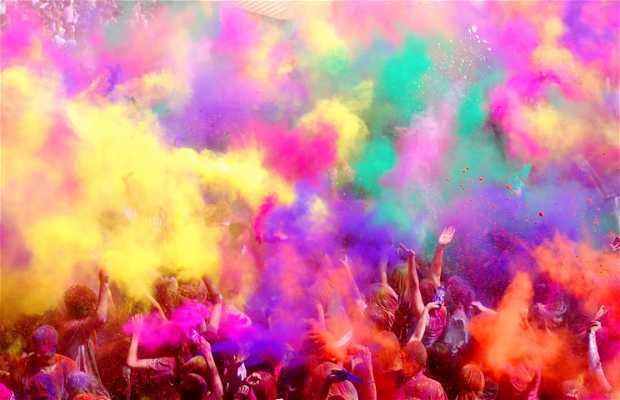 La Holî, fiesta de los colores