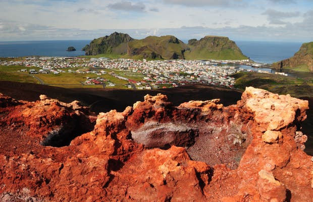 Volcan Eldfell