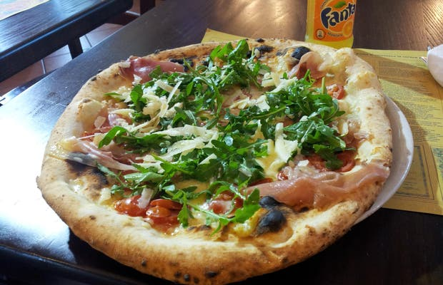Pizzeria Vesi
