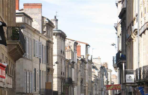 Rue du Palais Gallien
