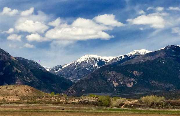 Tushar Mountains