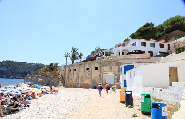 Restaurante La Barraca (Cala Portixol o La Barraca)