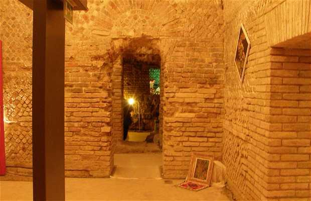 Tempio romano a Chieti