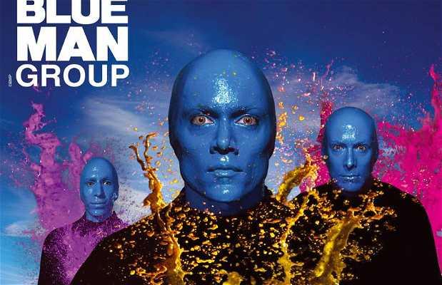 Show Blue Man Group