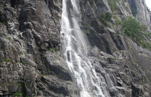 Cascata Hengjanefossen