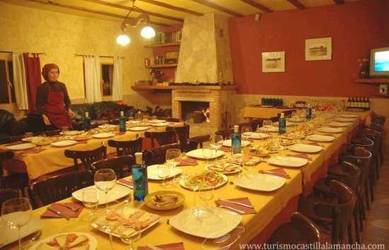 Restaurante Las Aldabas