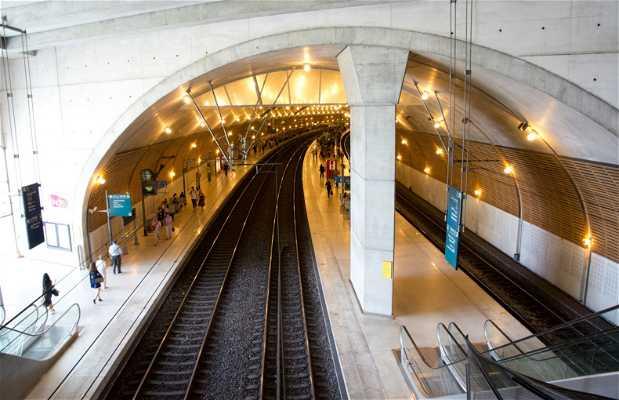 Estación de Mónaco-Monte Carlo