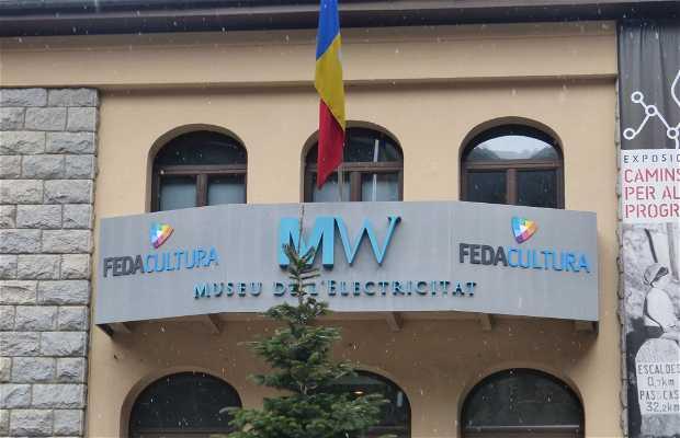 Museo Electricidad FEDA