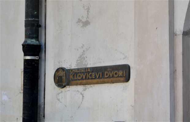Galería Klovicevi Dvori