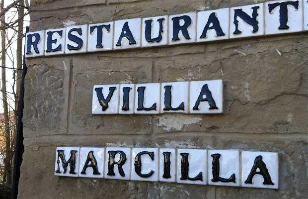 Restaurant Villa Marcilla