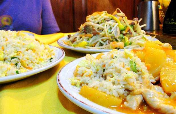 Restaurant Chino Hoy