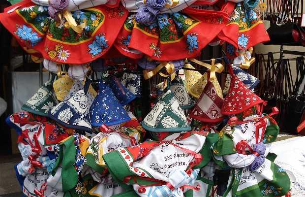 Mercadillo de Navidad de Merano, Merano, Italia