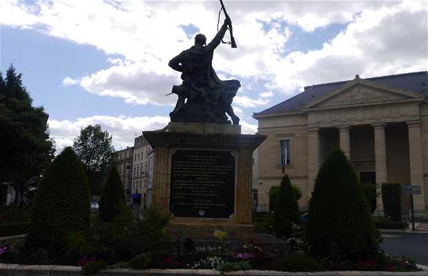 Monument aux morts de la guerre franco-prussienne de 1870
