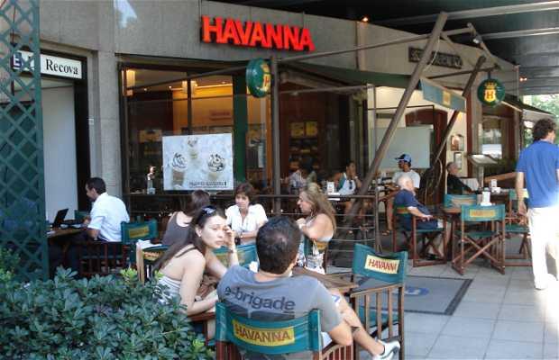 Alfajores Havanna Buenos Aires
