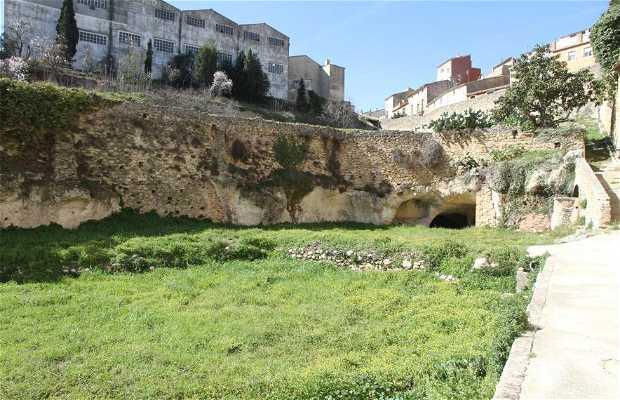 Monasterio rupestre de Bocairente