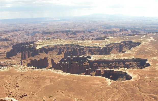 The NEEDLES (Canyonlands)