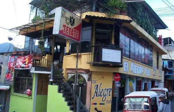 The Alegre Pub