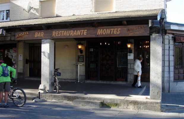 Bar Restaurante Montes