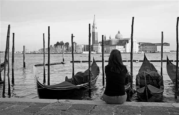 Embarcadère de Venise