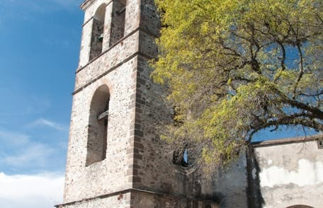 Ex- convento Franciscano de Nuestra Señora de la Asunción