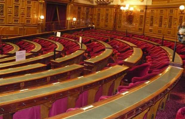 Senado de París