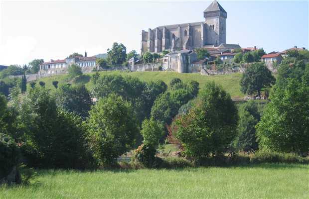 El trenecito de Saint Bertrand de comminges