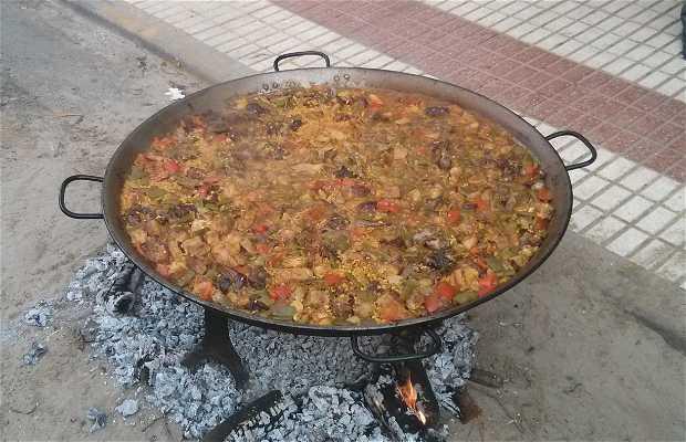 Fiesta de las paellas en Benicàssim