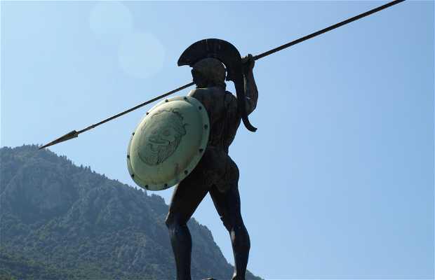 The passage of Thermopylae